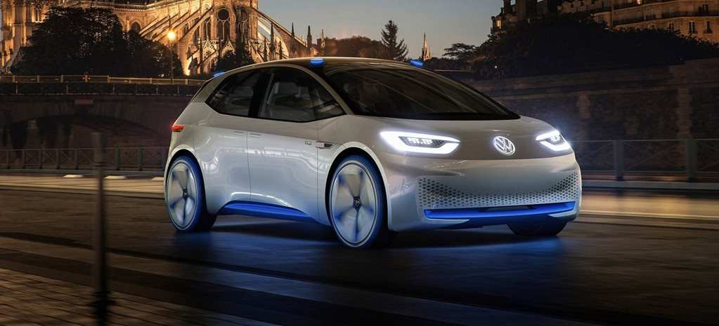 38 All New Volkswagen 2019 Electric Research New