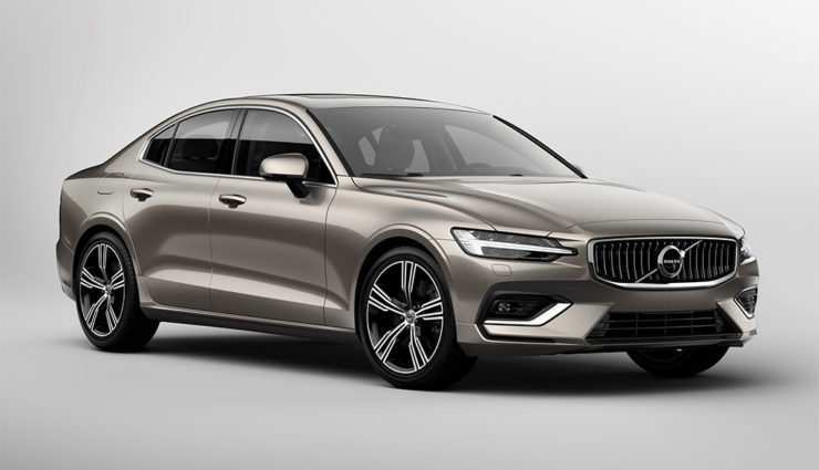 38 All New Volvo S60 2019 Hybrid Picture