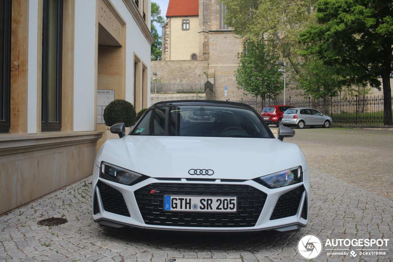 38 Best 2019 Audi R8 V10 Spyder Price And Release Date