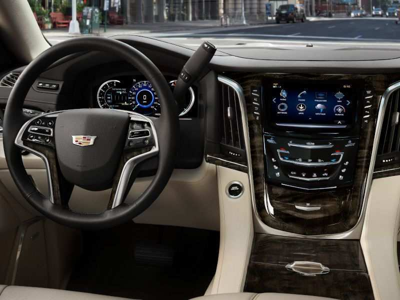 38 Best 2019 Cadillac Escalade Luxury Suv Redesign