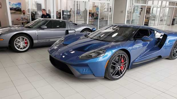 38 Best 2019 Ford Gt Supercar Ratings