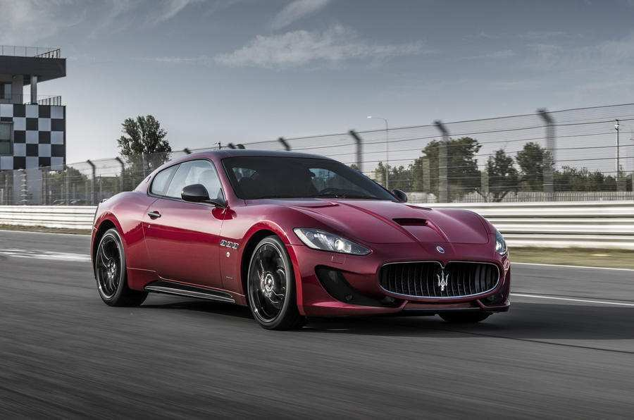 38 Best 2019 Maserati Granturismo Redesign And Concept