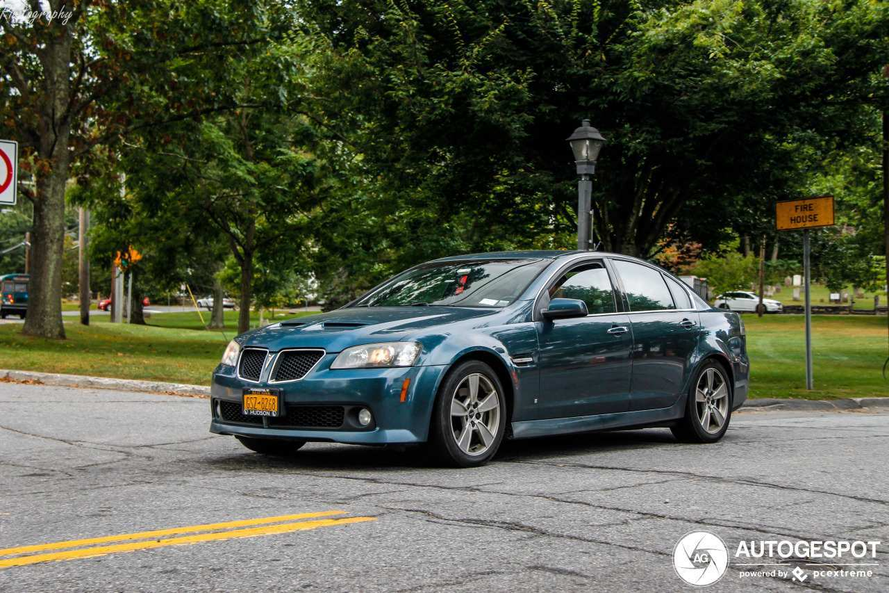 38 Best 2019 Pontiac G8 Gt Price And Release Date