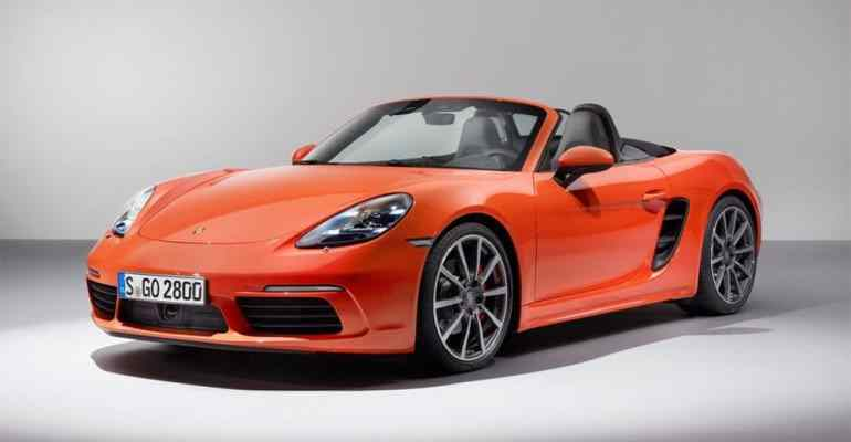 38 Best 2019 Porsche Boxster S Release Date And Concept