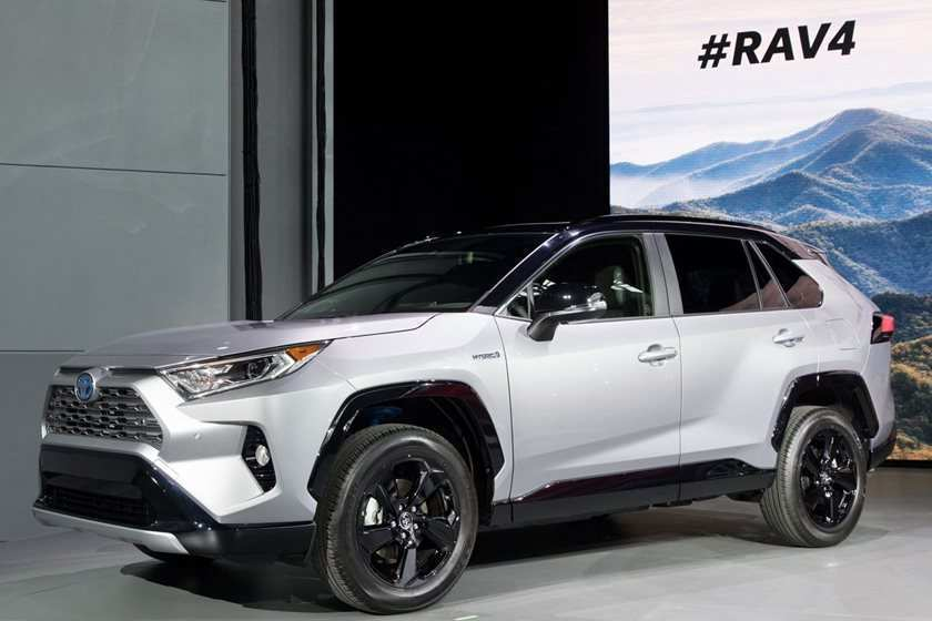 38 Best 2019 Toyota Rav4 Hybrid Overview