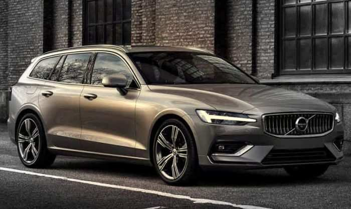 38 Best 2019 Volvo Xc70 Wagon Redesign And Concept
