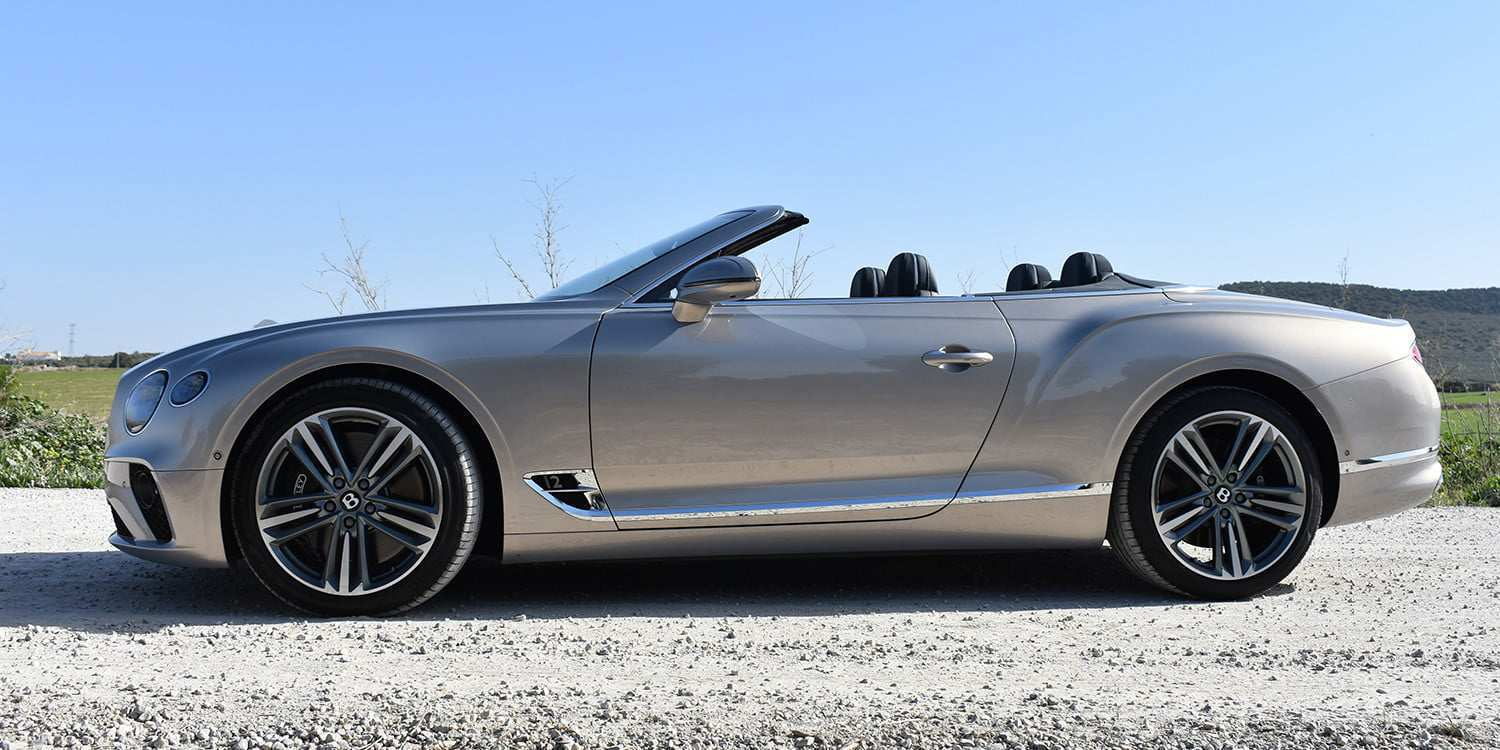 38 Best 2020 Bentley Continental GT Price And Review