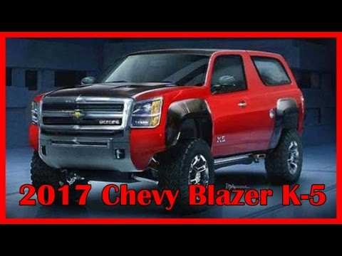 38 Best 2020 Chevy Blazer K 5 Model