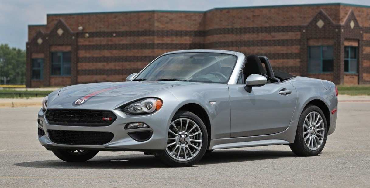 38 Best 2020 Fiat Spider Configurations