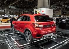 Mitsubishi Asx 2020 Review