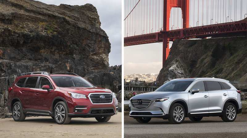 38 Best Subaru Ascent 2019 Vs 2020 First Drive