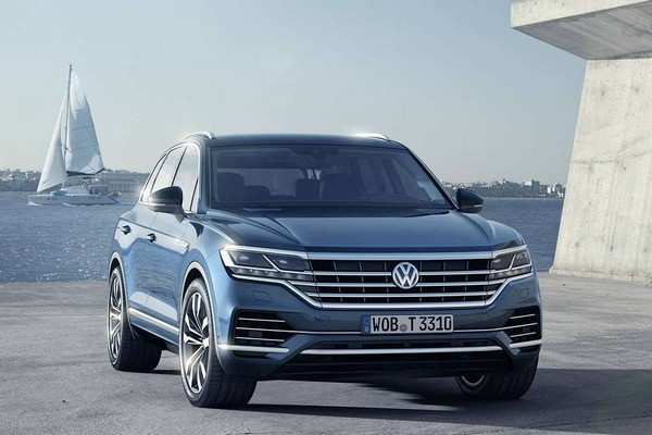 38 Best Volkswagen 2019 Touareg Price Review And Release Date