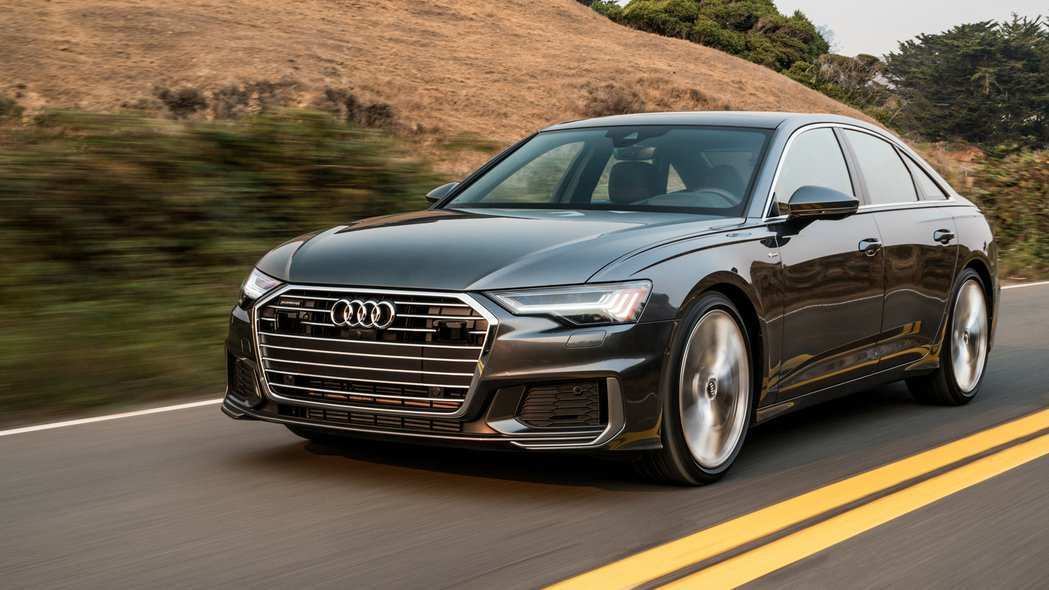38 New 2019 Audi A6 Comes New Review