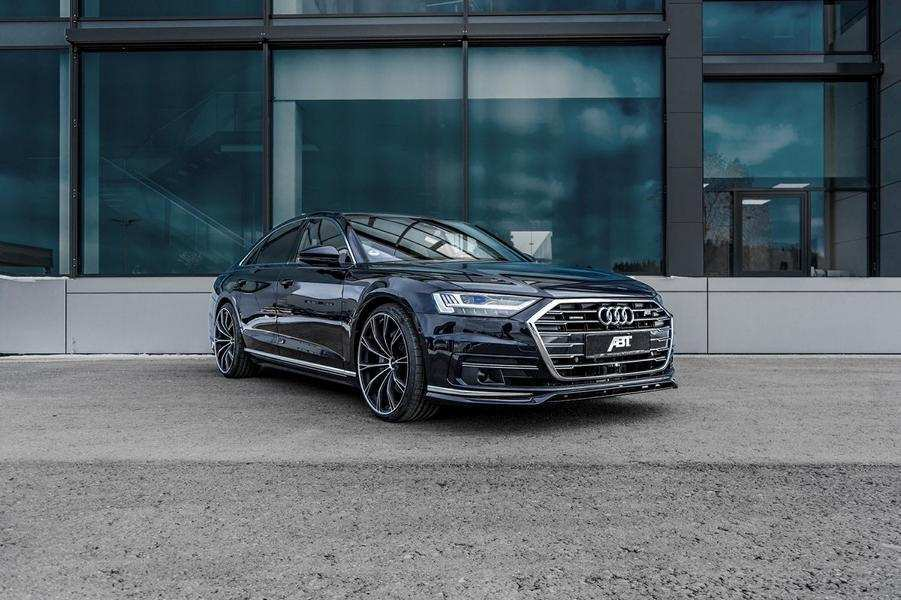 38 New 2019 Audi A8 Pictures