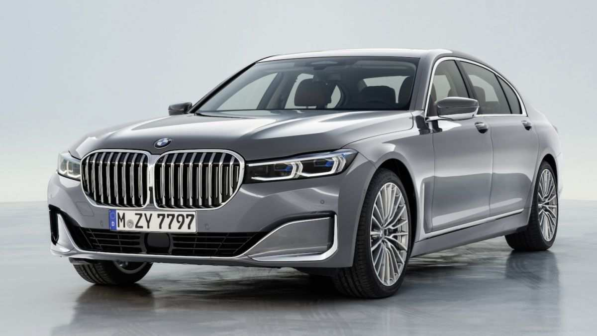 38 New 2019 BMW 7 Series Pictures