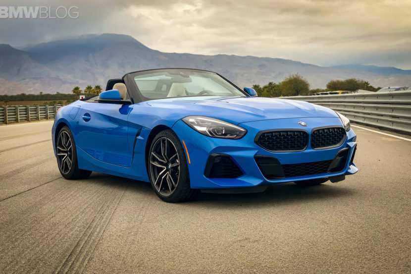 38 New 2019 BMW Z4 Redesign And Review