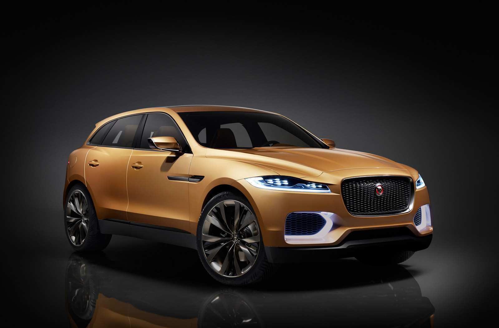 38 New 2019 Jaguar C X17 Crossover Engine