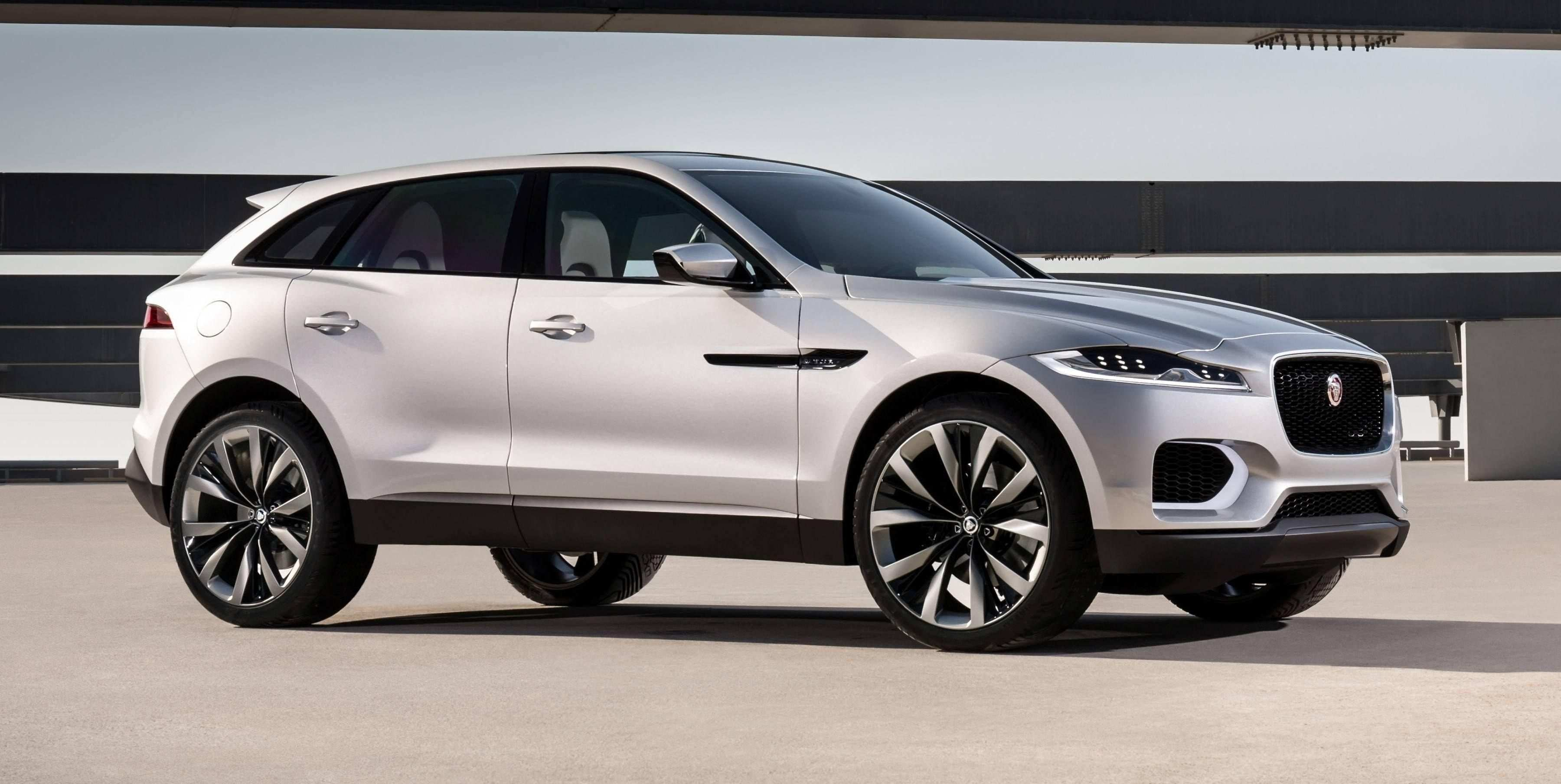 38 New 2019 Jaguar C X17 Crossover Model