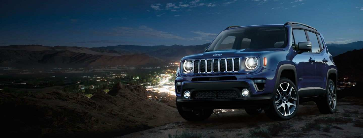 38 New 2019 Jeep Renegade New Review