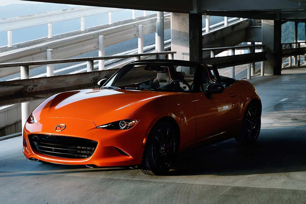 38 New 2019 Mazda Mx 5 Miata New Model And Performance