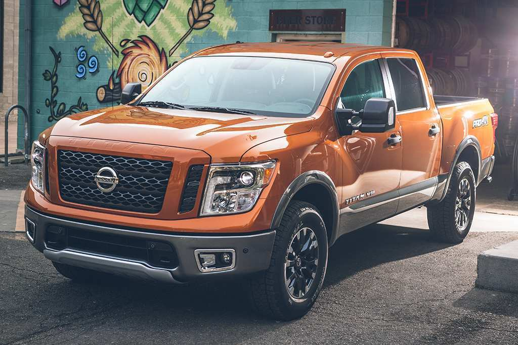 38 New 2019 Nissan Titan Interior Review and Release date