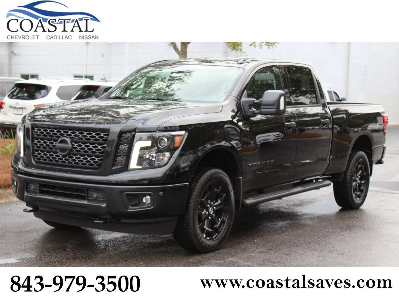 38 New 2019 Nissan Titan Redesign And Review