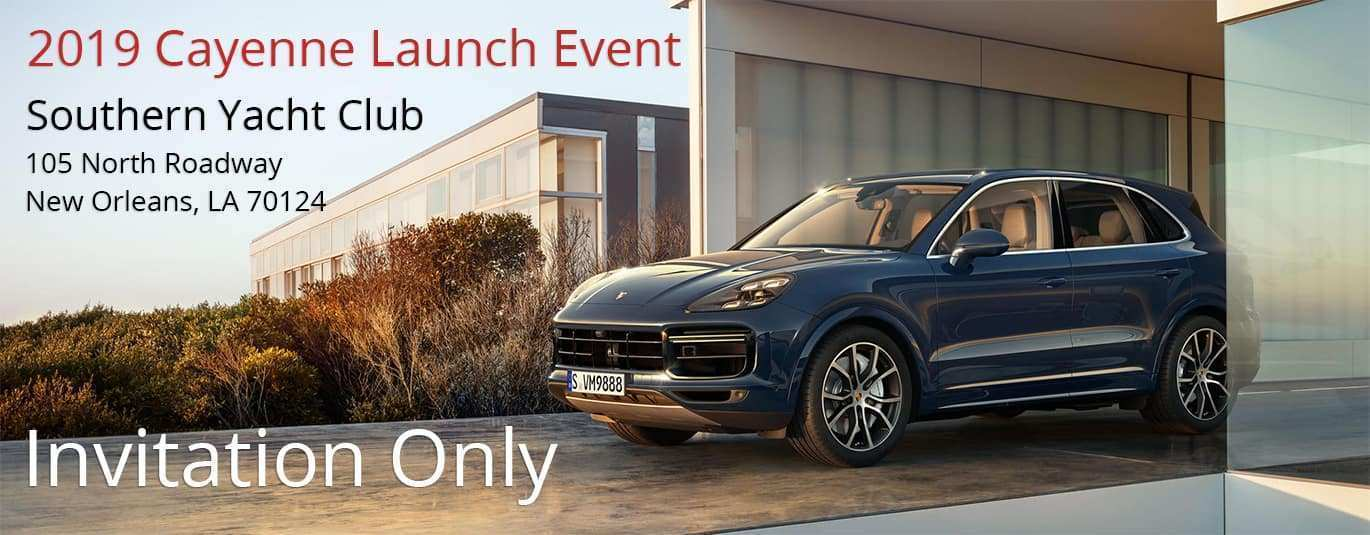 38 New 2019 Porsche Cayenne Rumors