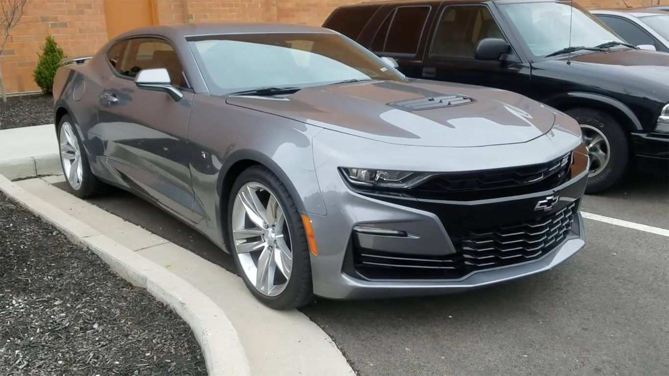 38 New 2019 The All Chevy Camaro Reviews