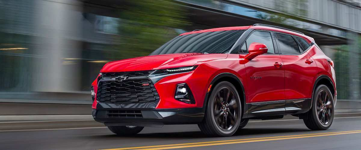 38 New 2019 The Chevy Blazer Picture