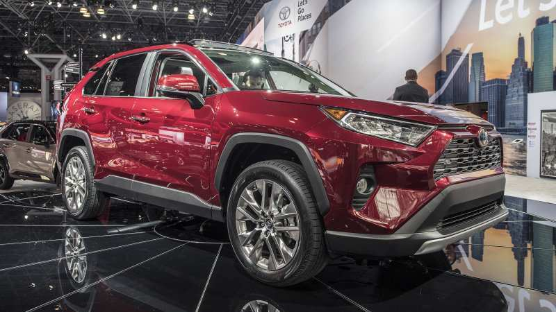 38 New 2019 Toyota Rav4 Jalopnik Review And Release Date