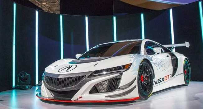 38 New 2020 Acura NSX Picture