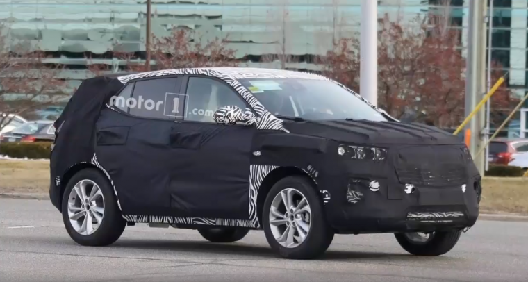 38 New 2020 Buick Enclave Spy Photos Research New