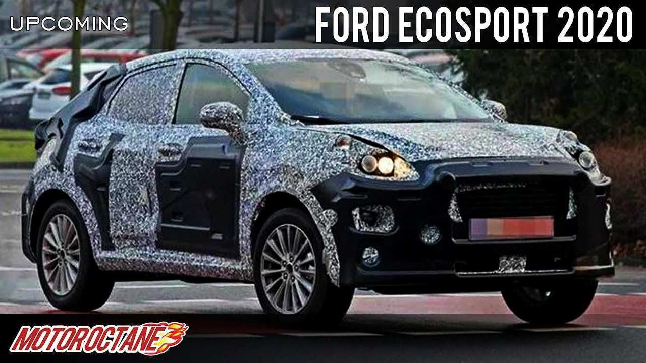38 New 2020 Ford Ecosport Release Date