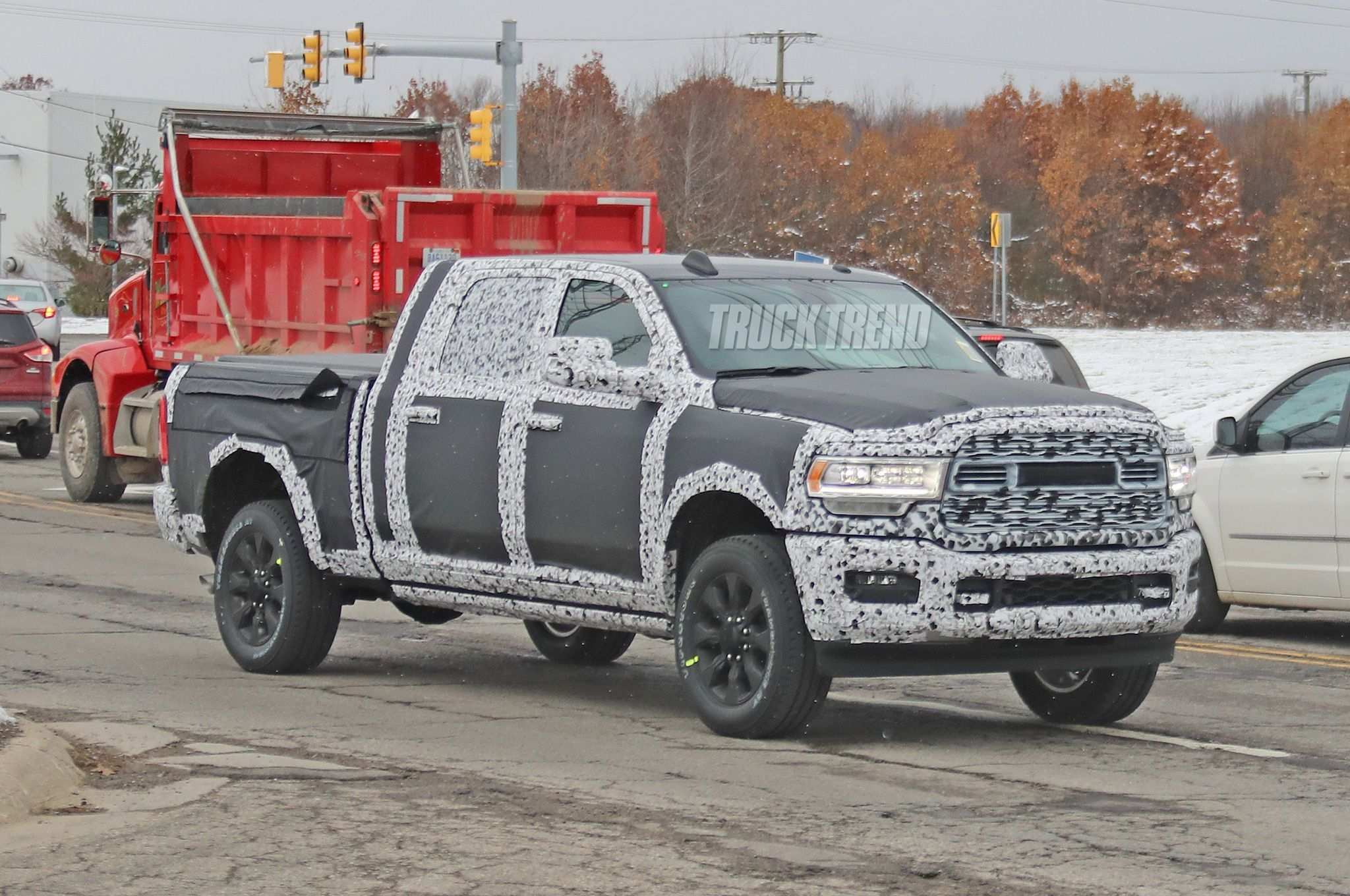 38 New 2020 Ram 3500 Price And Release Date