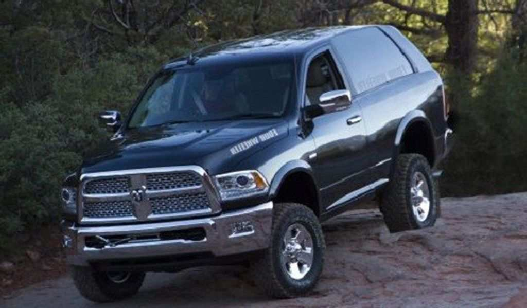 38 New 2020 Ramcharger Configurations
