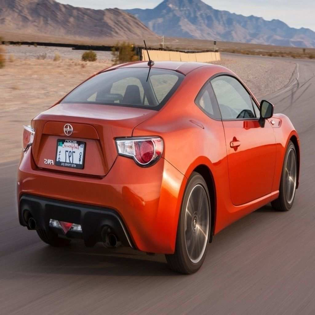 38 New 2020 Scion FR S Sedan Price And Release Date