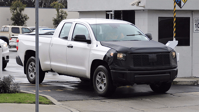 38 New 2020 Toyota Hilux Spy Shots Interior