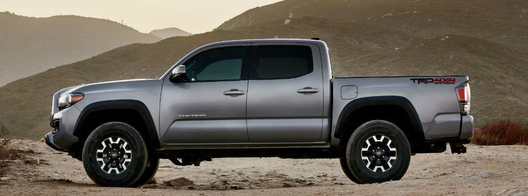 38 New 2020 Toyota Tacoma Release Date
