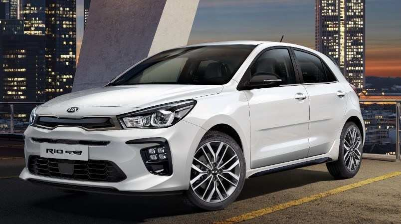 38 New Kia 2019 Mexico Concept And Review