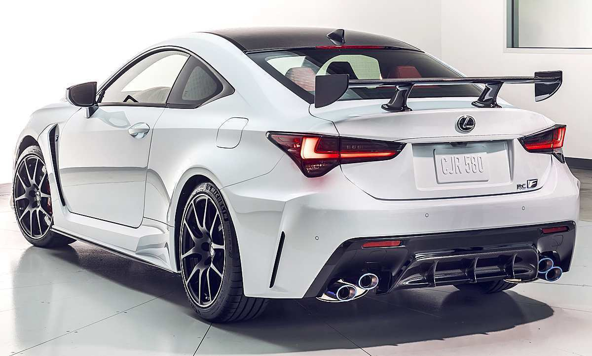 38 New Lexus Rcf 2019 Interior