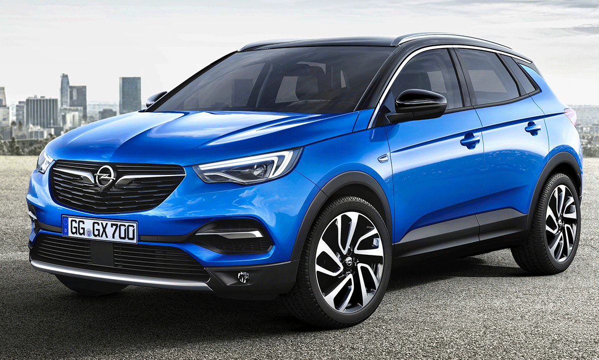 38 New Opel Jeep 2020 First Drive