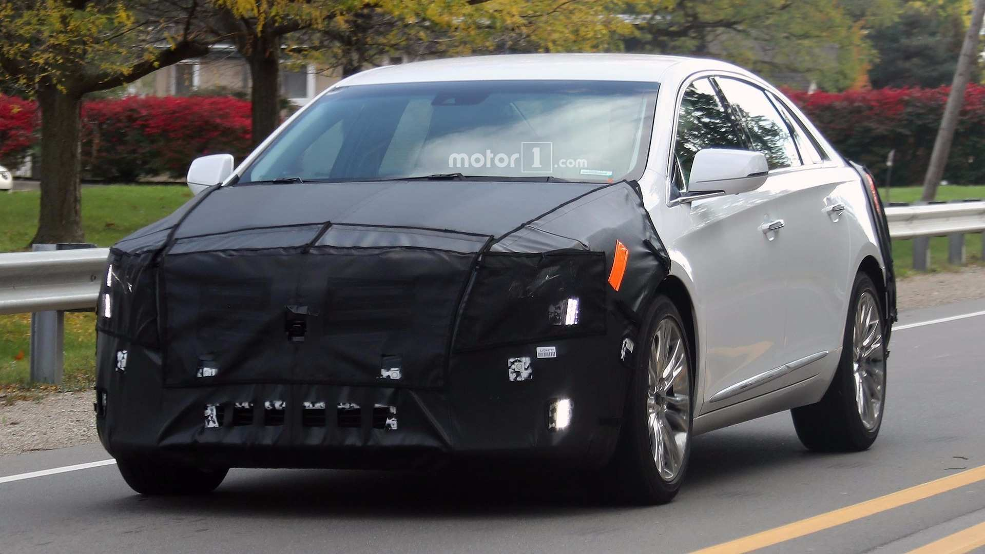 38 New Spy Shots Cadillac Xt5 Redesign And Concept