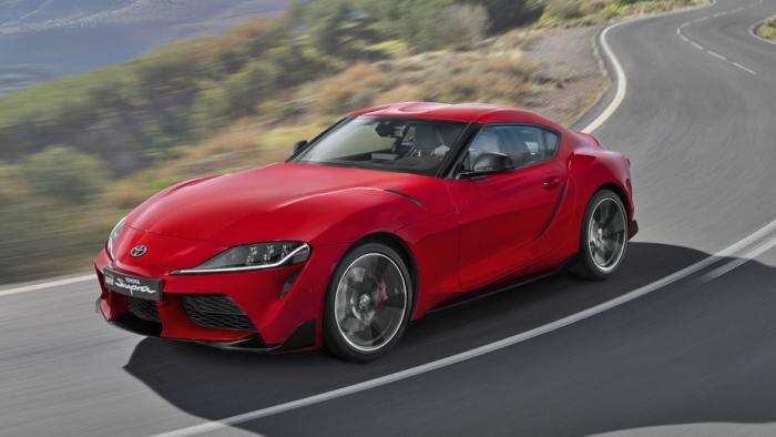 38 New Toyota Supra 2019 Exterior And Interior