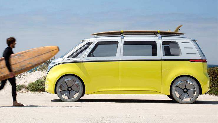 38 New Volkswagen Buzz 2020 Research New