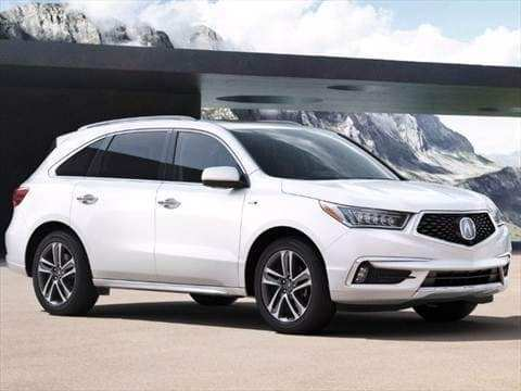 38 The 2019 Acura MDX Hybrid Price