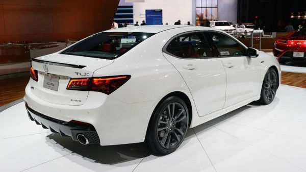 38 The 2019 Acura Tl Type S First Drive