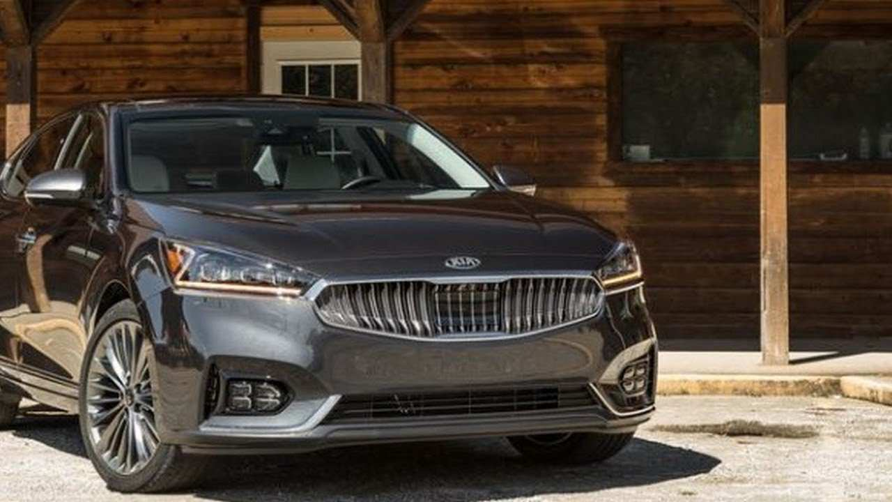 38 The 2019 All Kia Cadenza Price Design And Review
