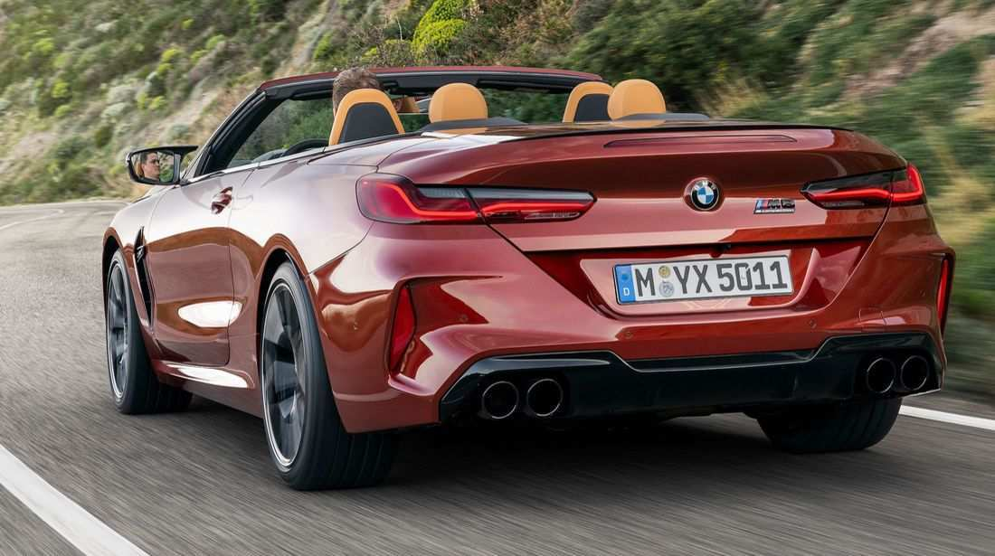 38 The 2019 BMW M8 Ratings