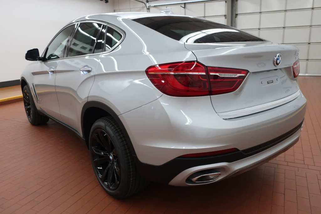 38 The 2019 BMW X6 Exterior