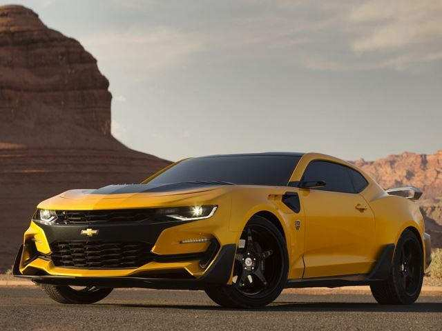 38 The 2019 Chevy Camaro Exterior And Interior